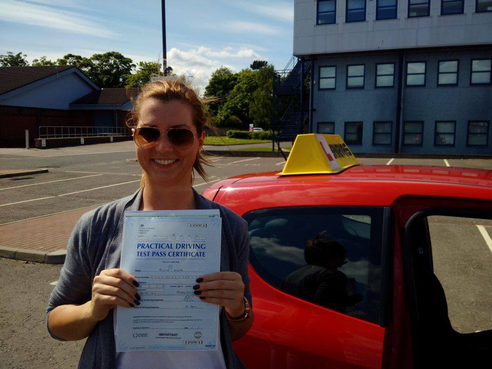 Driving Lessons Edinburgh Scotland