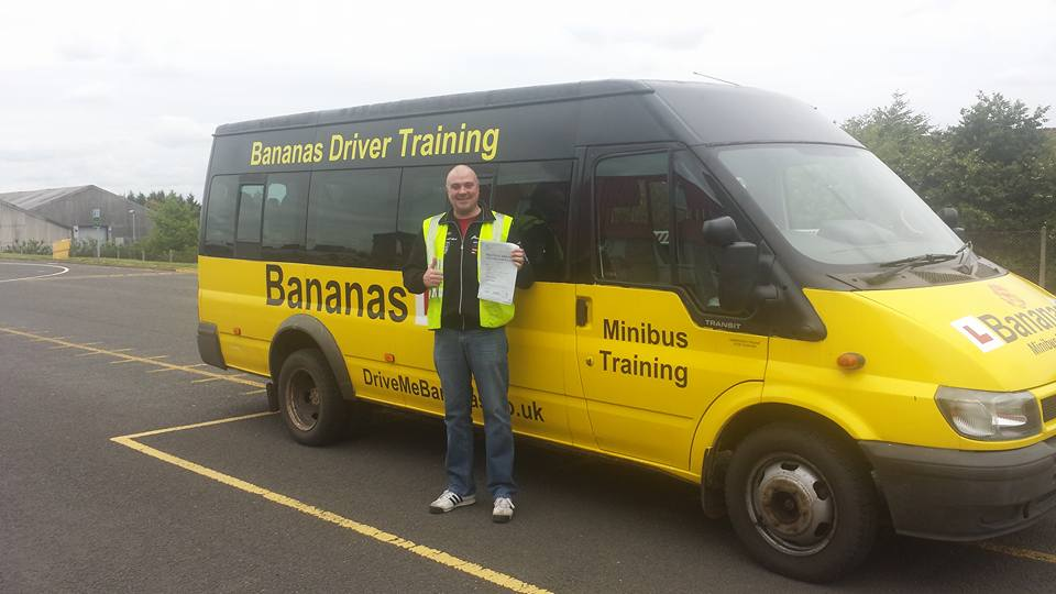 D1 minibus training edinburgh glasgow stirling