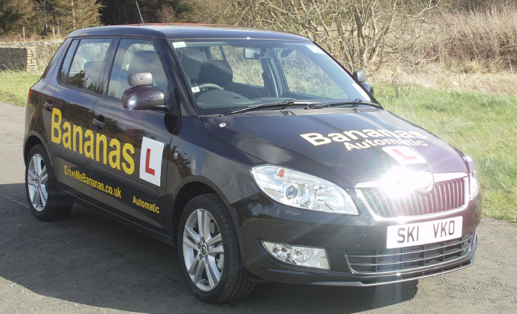 automatic driving lessons edinburgh west lothian