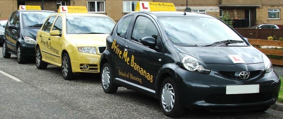 driving instructor franchise edinburgh