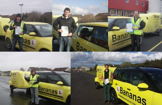 B+E car and trailer training edinburgh